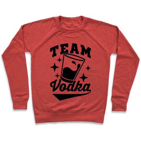 Team Vodka Pullover