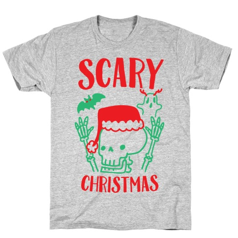 Scary Christmas T-Shirt