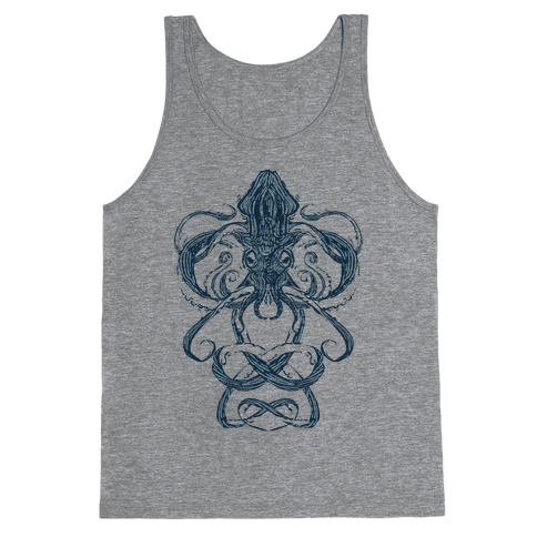 Kraken Tangle Tank Top