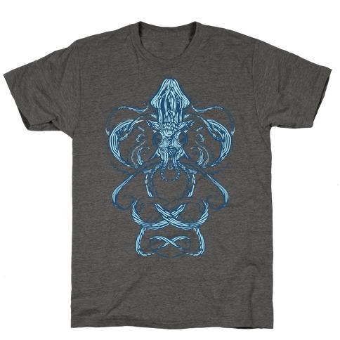Kraken Tangle T-Shirt