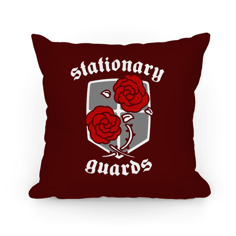 Stationary Guards Crest