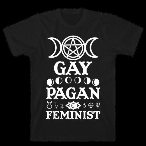 Gay Pagan Feminist