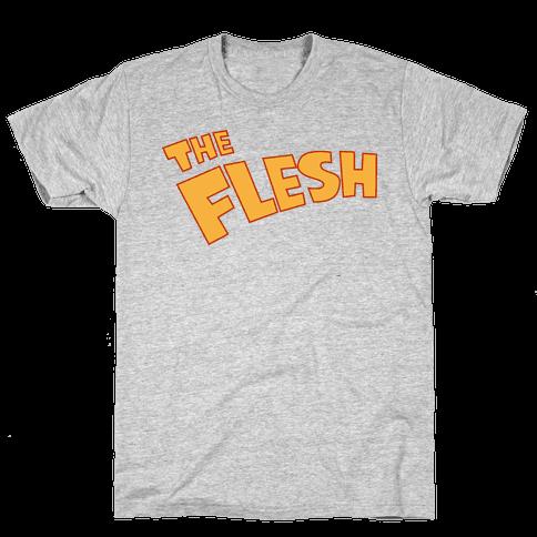 The Flesh Mens T-Shirt