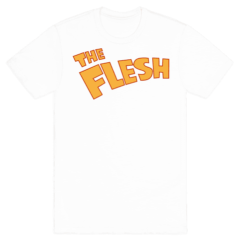The Flesh Mens T-Shirt