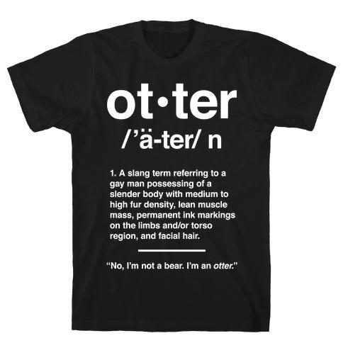 Gay slang otter 10 Gay