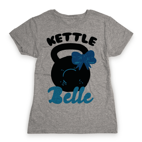 Kettle Belle Womens T-Shirt