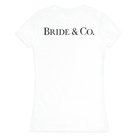 Bride & Co Womens T-Shirt