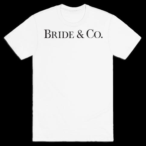 Bride & Co Mens T-Shirt
