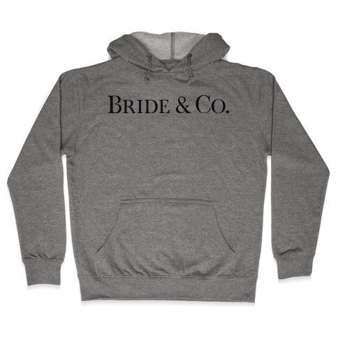Bride & Co Hooded Sweatshirt