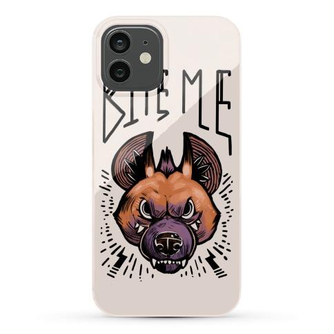 Bite Me- Hyena Phone Case