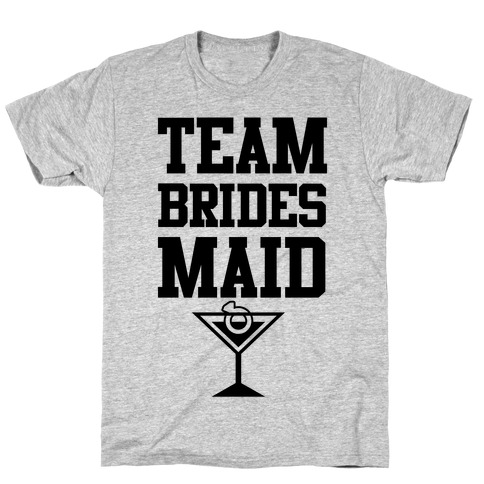 Team Bridesmaid T-Shirt
