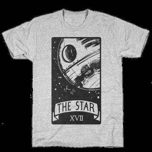 The Star Tarot Card Mens/Unisex T-Shirt