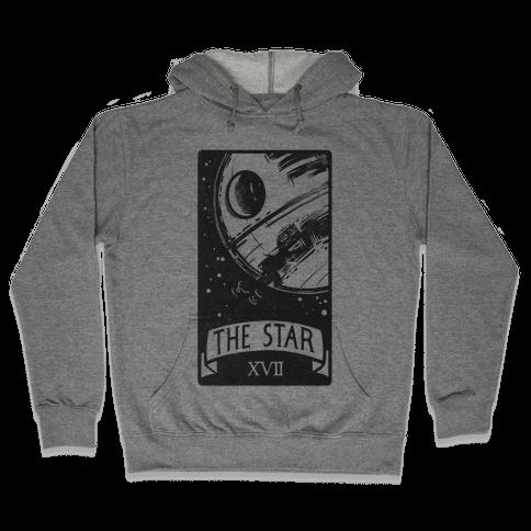 The Star Tarot Card Hooded Sweatshirt
