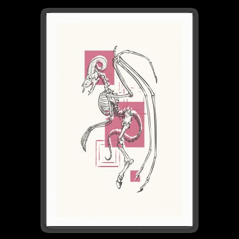 Jersey Devil Skeleton