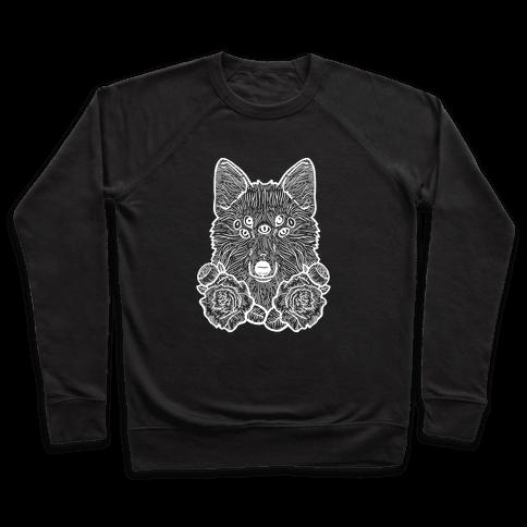Seven Eyed Fox Pullover