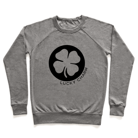 Lucky Charm Pullover