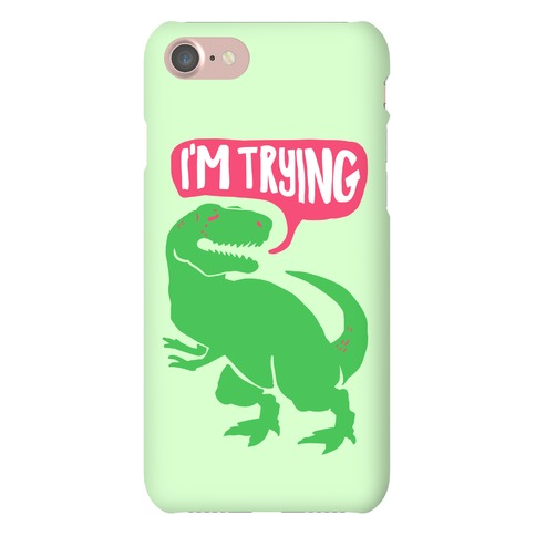Hug Me Dinosaur (Part Two) Phone Case