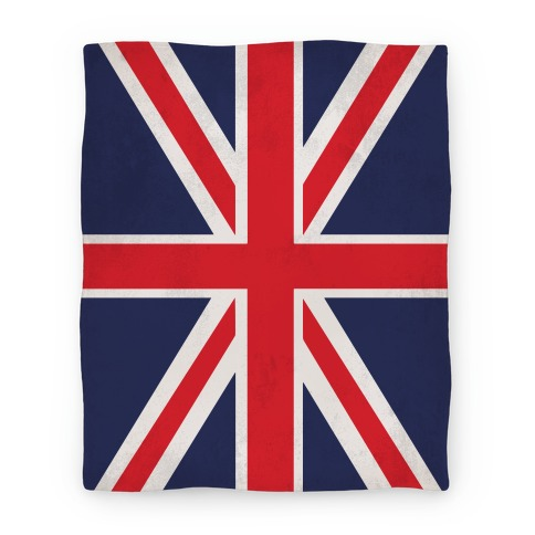 Flag of the United Kingdom Blanket Blanket