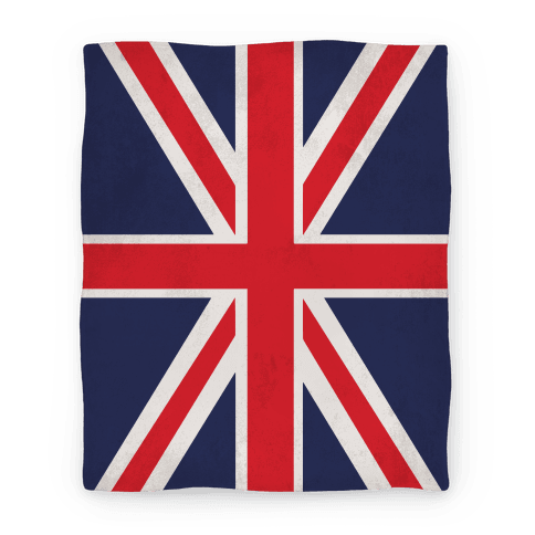 Flag of the United Kingdom Blanket