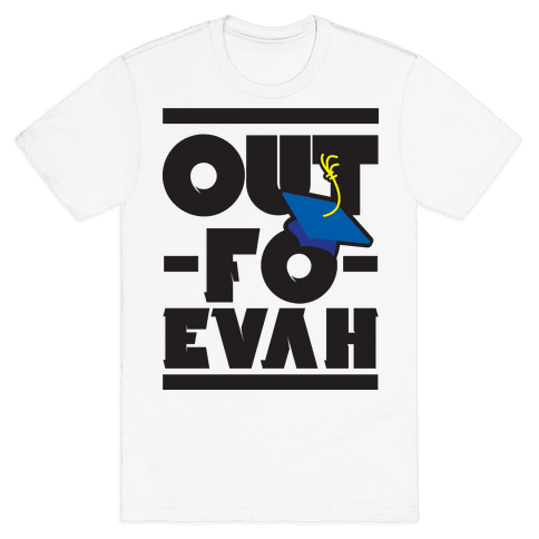 Out Forever Mens T-Shirt