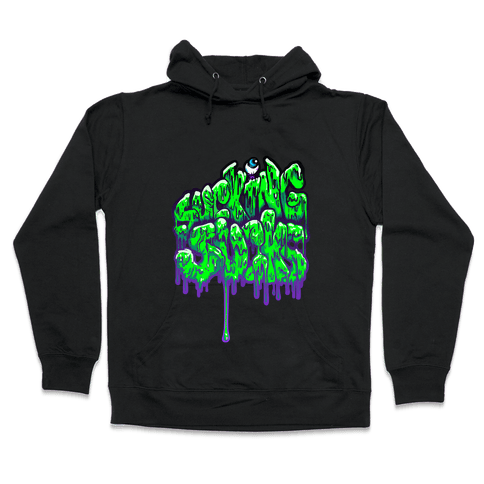 Sucking Sucks Hooded Sweatshirt