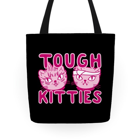 Tough Kitties Tote