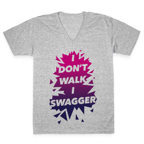 Swagger V-Neck Tee Shirt