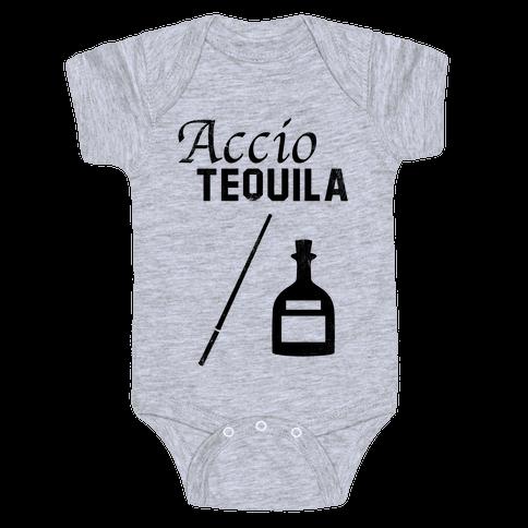 Accio TEQUILA Baby Onesy