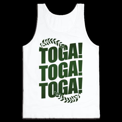 TOGA! TOGA! TOGA! Tank Top