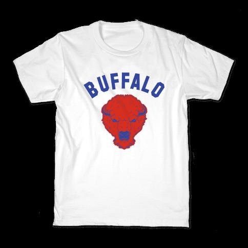 Bison Buffalo Kids T-Shirt