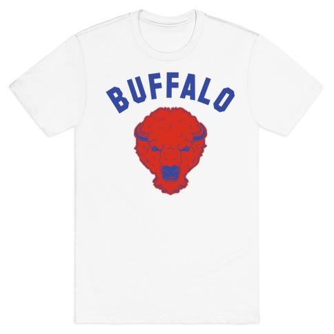 Bison Buffalo T-Shirt