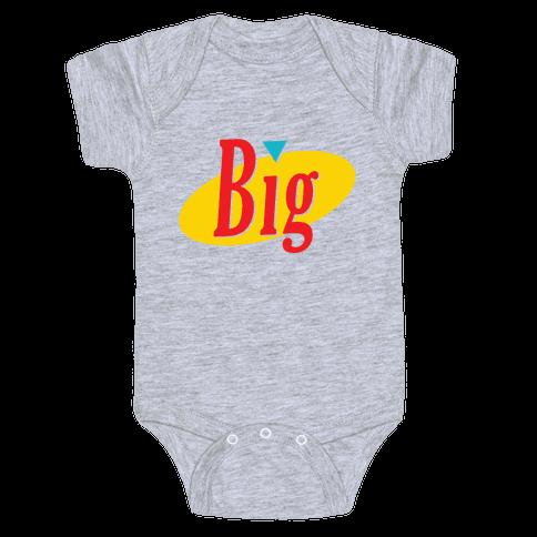 Big Seinfeld Baby Onesy