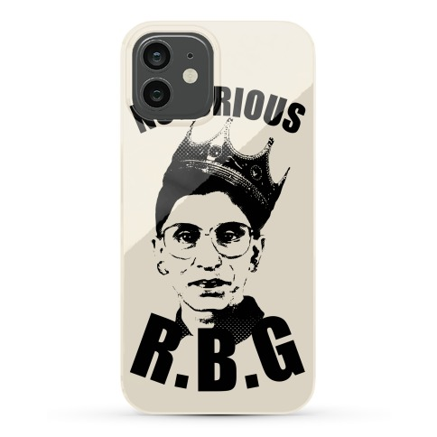 Notorious R.B.G. Phone Case
