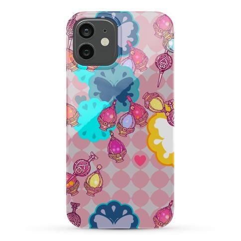 Madoka Soul Gem Pattern Phone Case