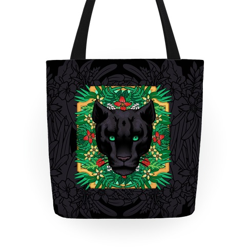 Lurking Panther Tote
