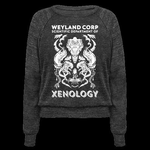 Weyland Corp Scientific Department Of Xenology