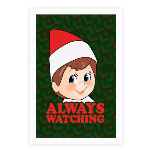 Always Watching Poster