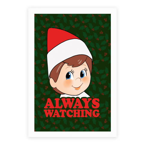 Always Watching Poster