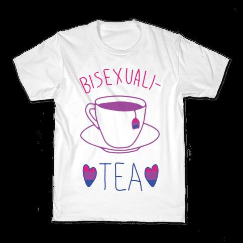 Bisexuali-TEA Kids T-Shirt