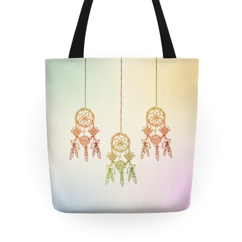 Ombre Dreamcatchers Tote