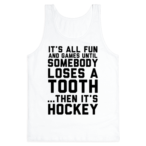 All Fun and Games Tank Top