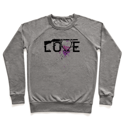 Love to Hunt Pullover
