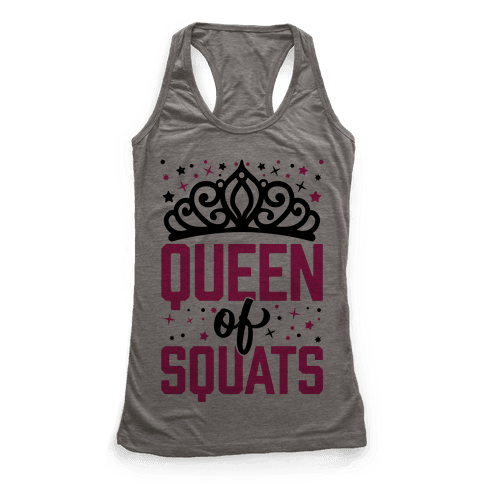 Queen Of Squats