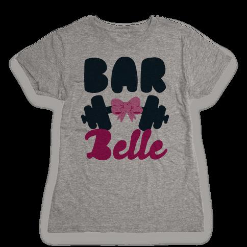 Bar Belle Womens T-Shirt