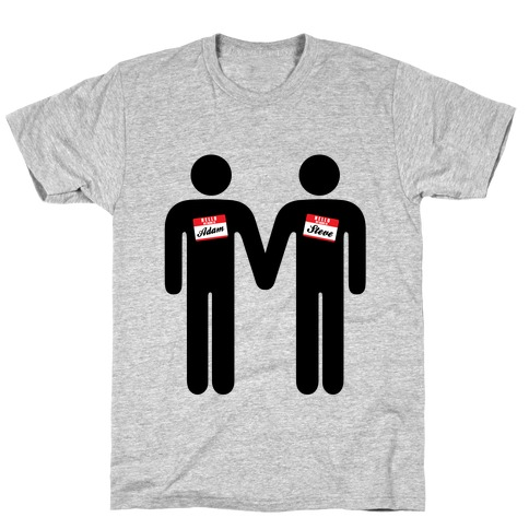 Adam and Steve T-Shirt