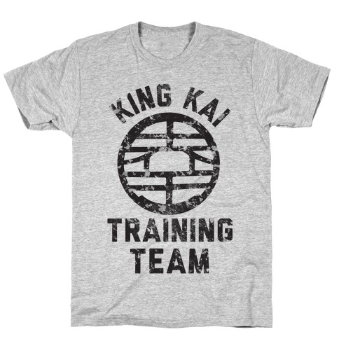 King Kai Training Team T-Shirt