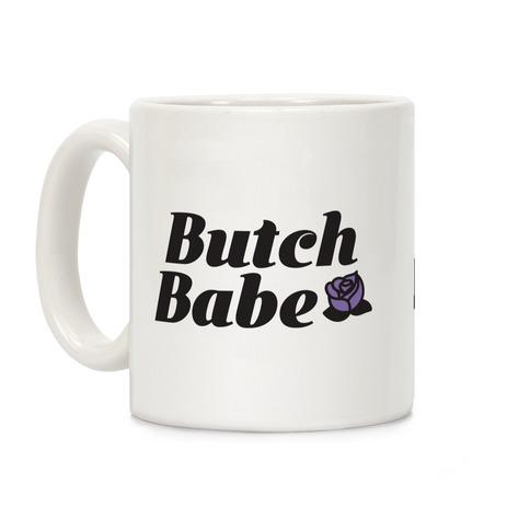Butch Babe Coffee Mug