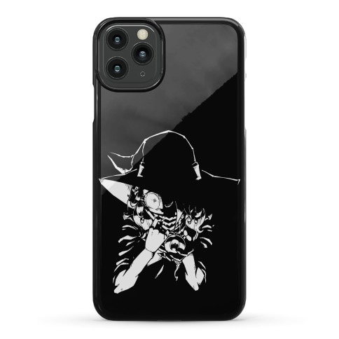 Witch In The Dark Phone Case