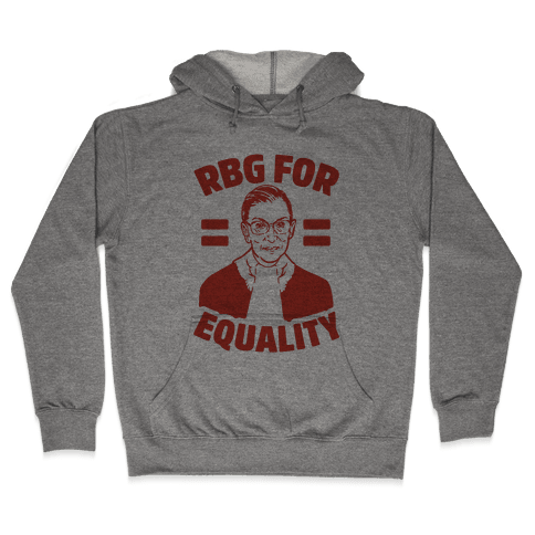 Rbg For Equality Hooded Sweatshirt