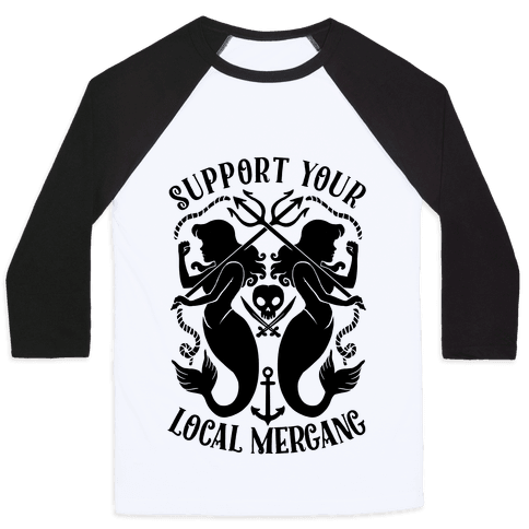 Support Your Local Mergang